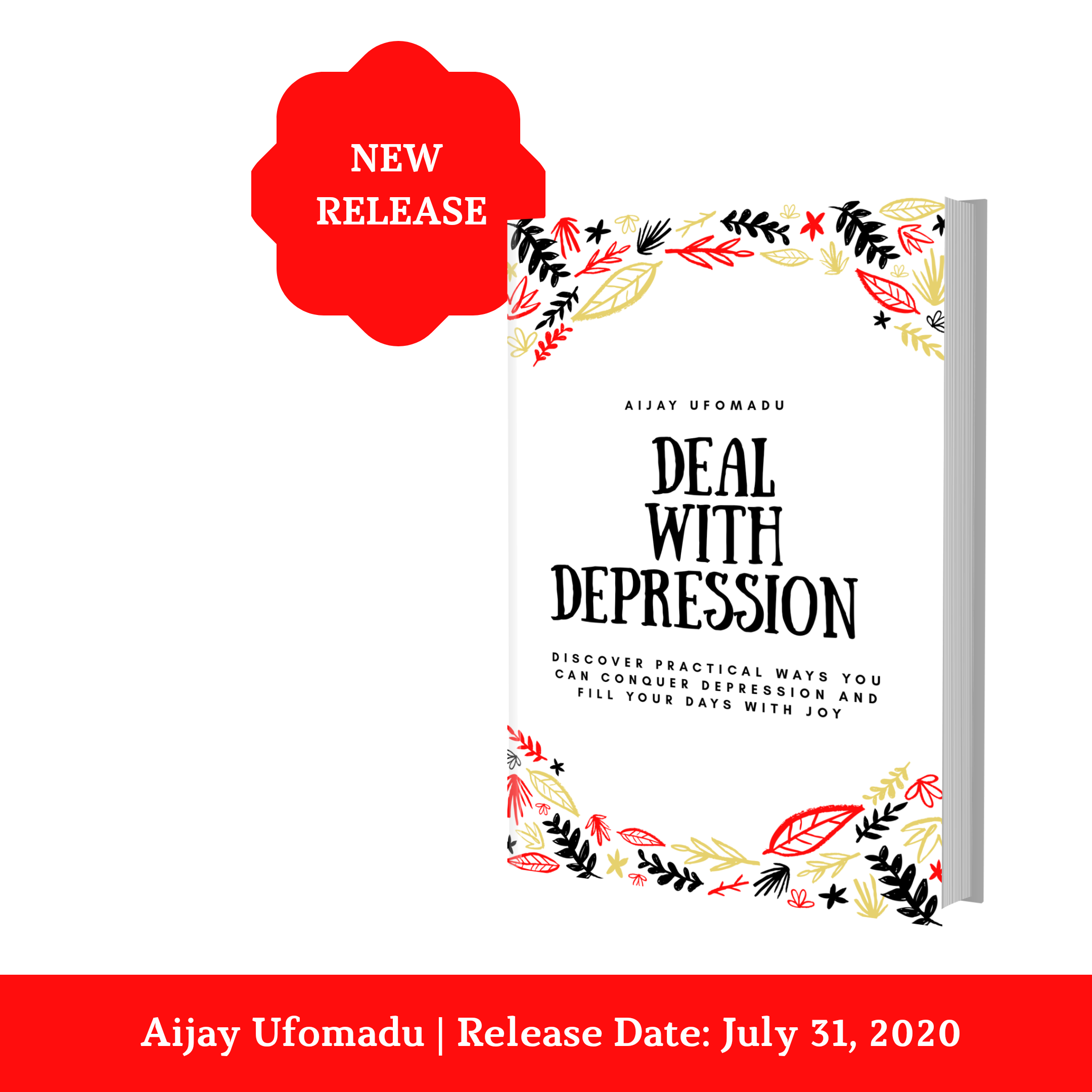 Free Ebook – Deal with Depression
